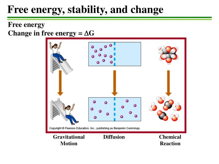 Free energy, stability,