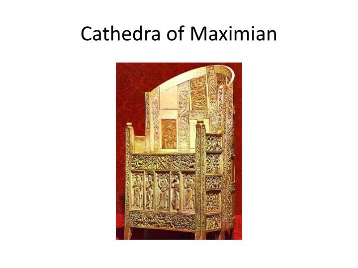 Cathedra of