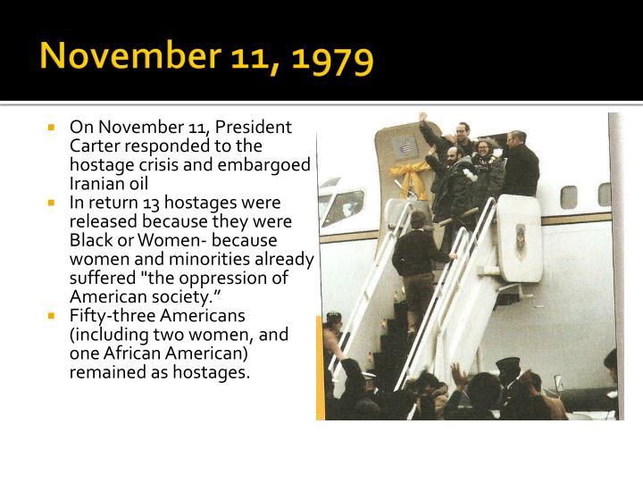 November 11, 1979