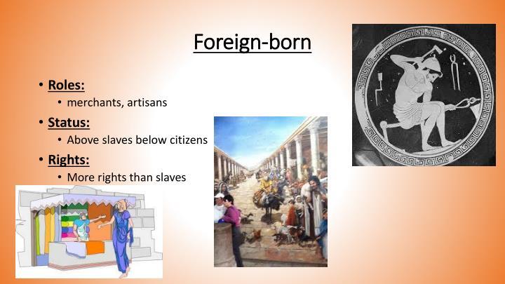 Foreign-born