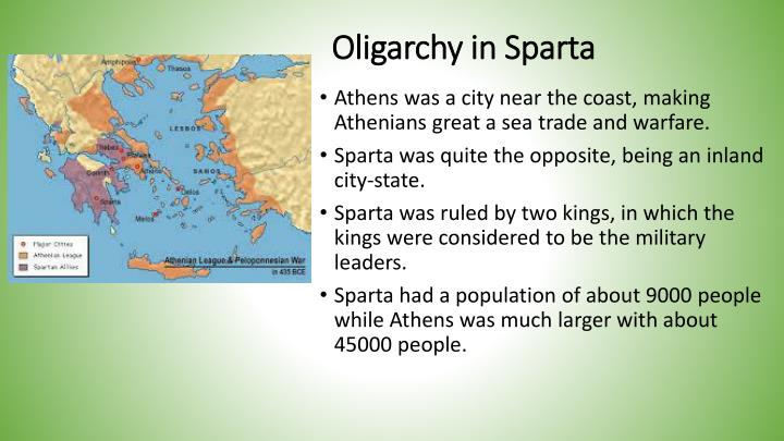 Oligarchy in Sparta