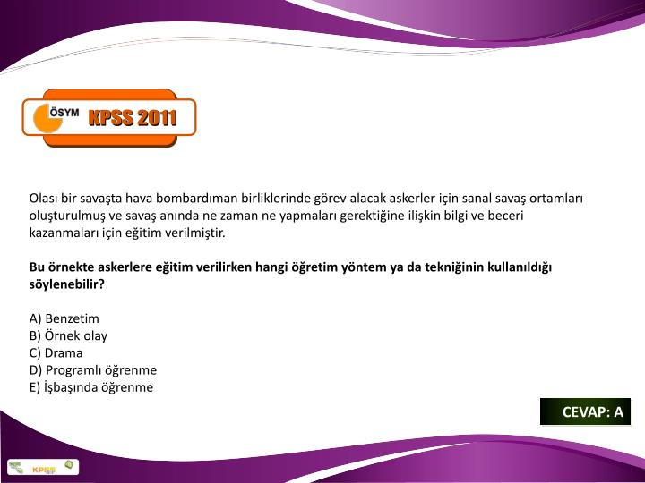 KPSS 2011