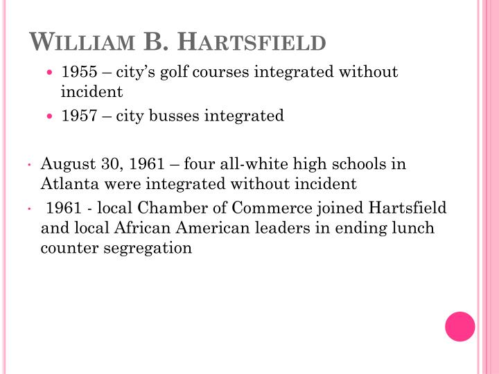 William B. Hartsfield