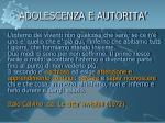 adolescenza e autorita11