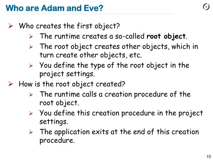 Who are Adam and Eve?