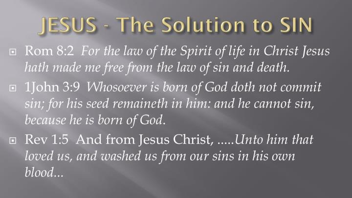 JESUS - The