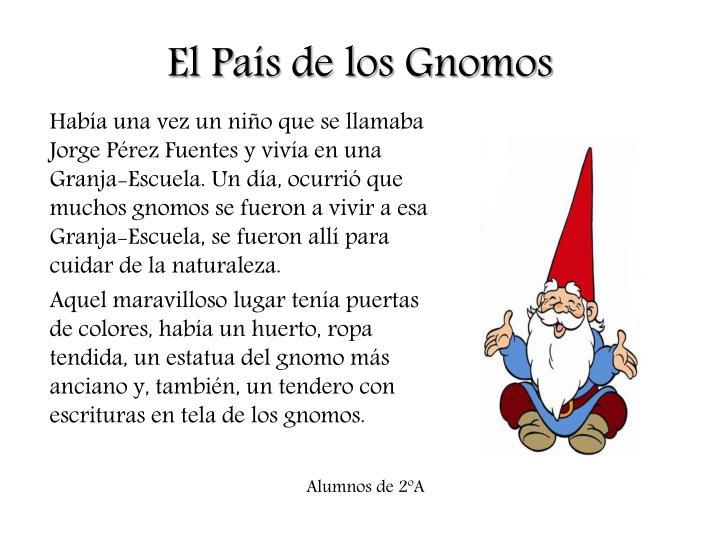 El País de los Gnomos