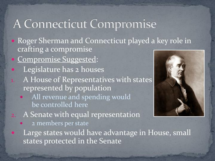 A Connecticut Compromise