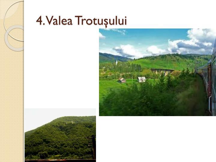 4. Valea Trotuşului