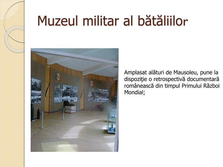 Muzeul militar al