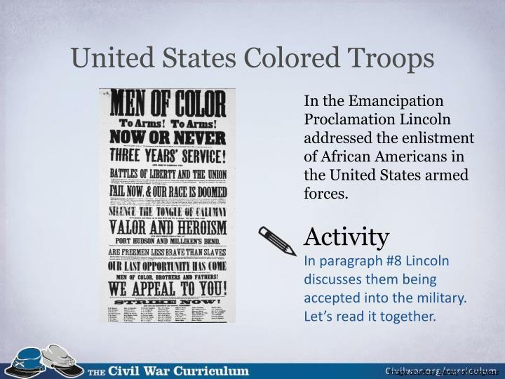 United States Colored Troops