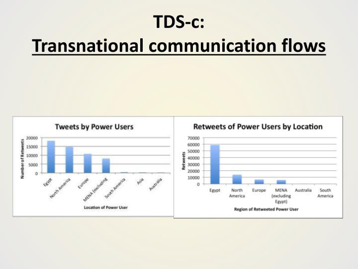 TDS-c: