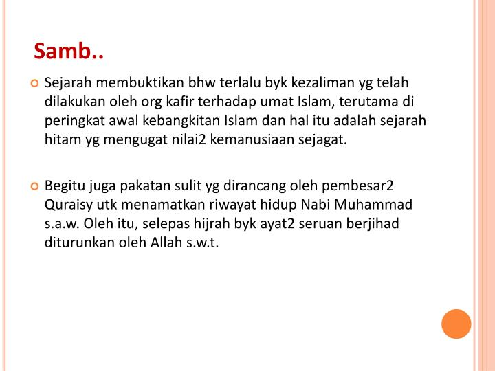 Samb..