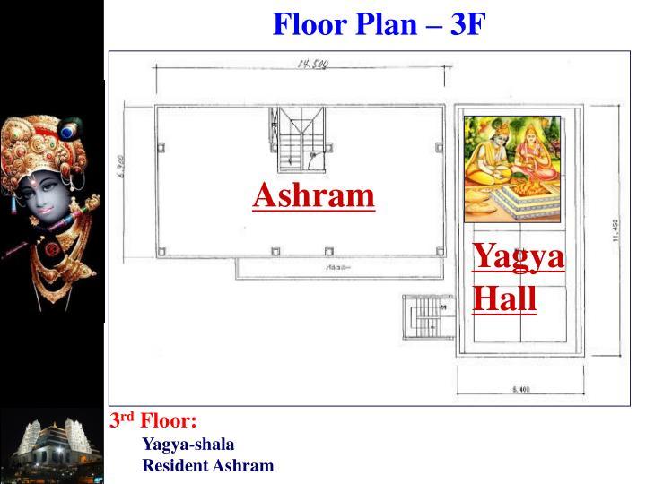 Floor Plan – 3F