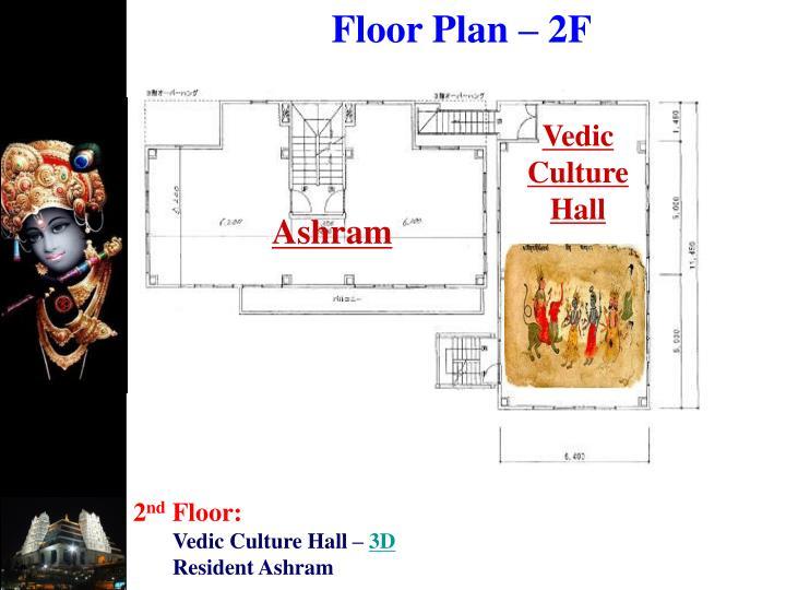 Floor Plan – 2F