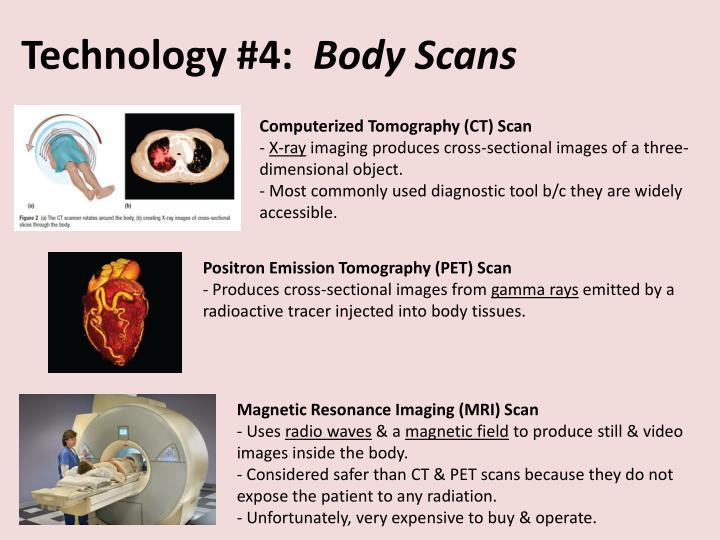 Technology #4: