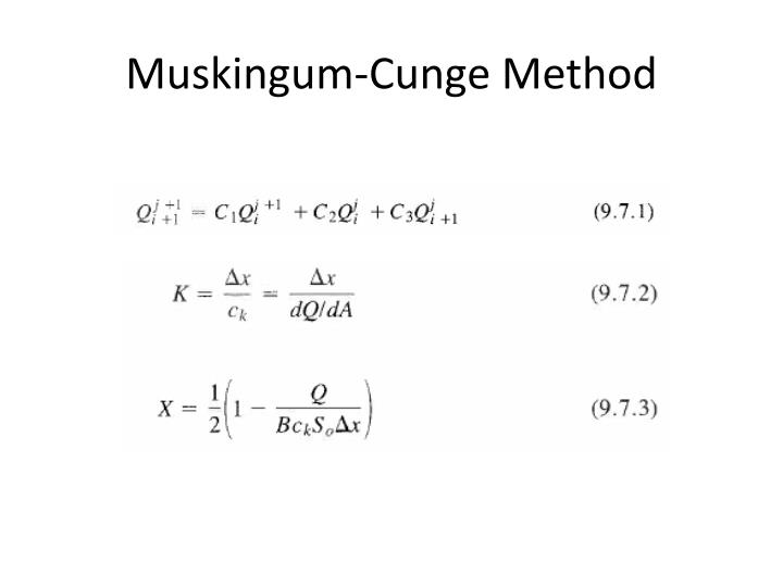Muskingum-