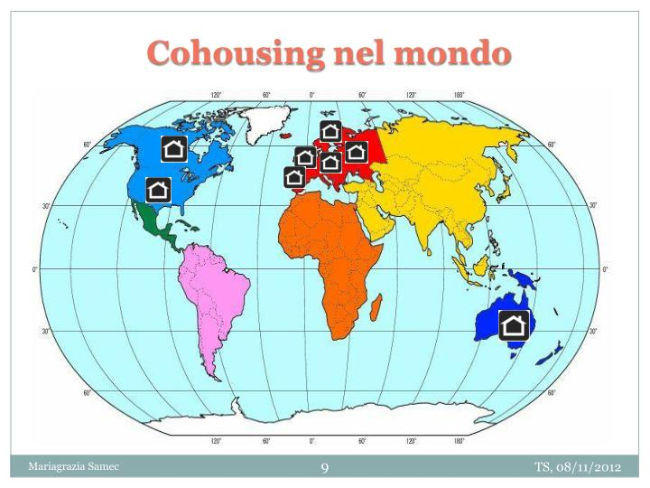 Cohousing nel mondo