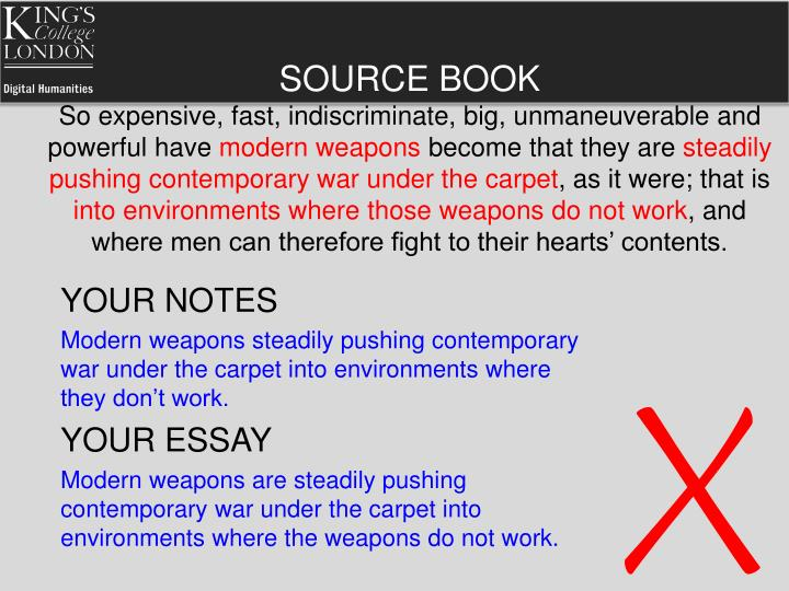 SOURCE BOOK