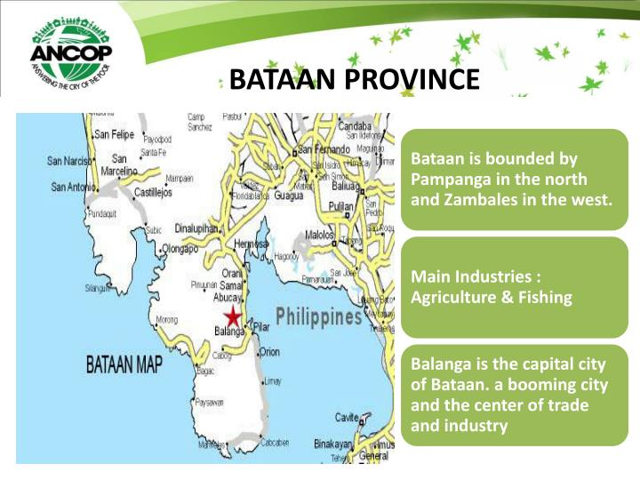 BATAAN PROVINCE