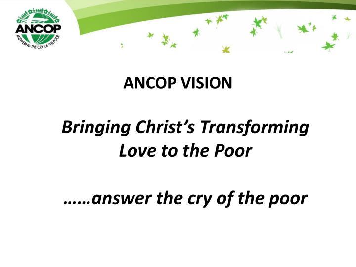 ANCOP VISION