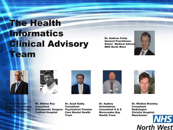 The Health Informatics