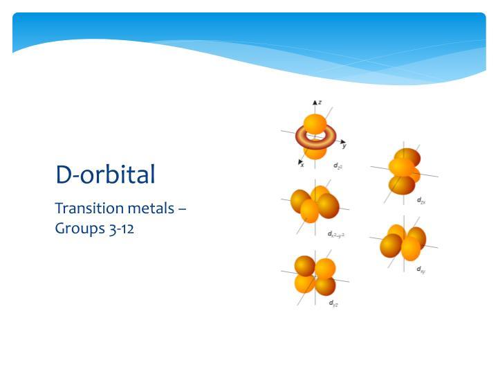 D-orbital