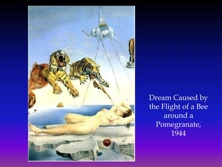 Dream Caused by the Flight of a Bee around a Pomegranate,
