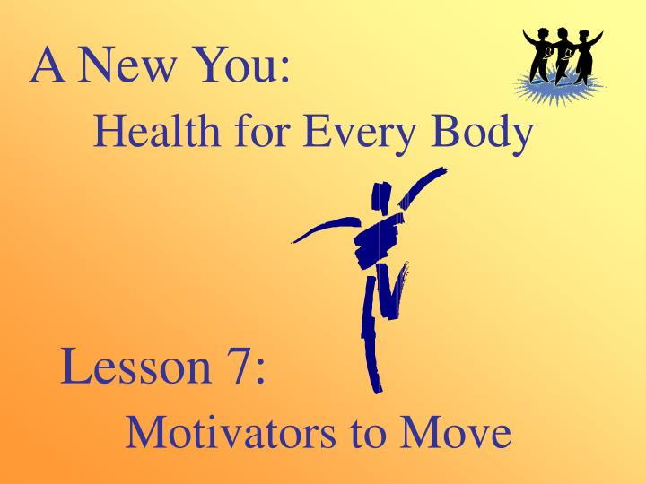 A New You: