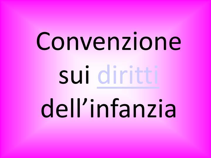 Convenzione sui