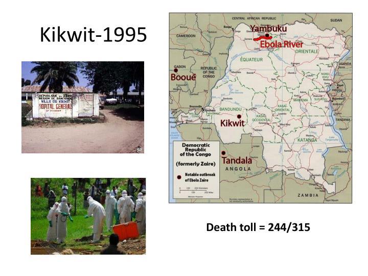 Kikwit-1995