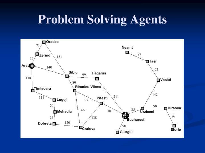Problem Solving Agents