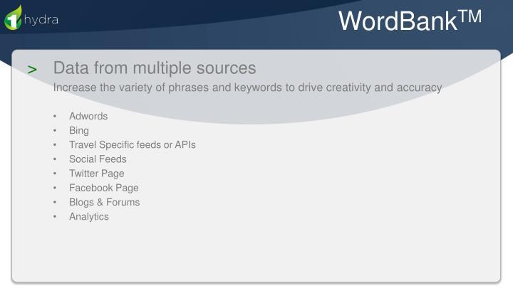 WordBank