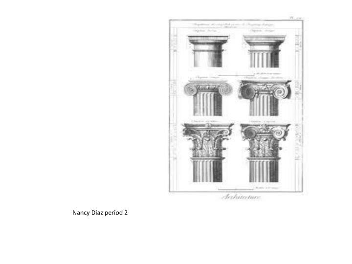 Nancy Diaz period 2