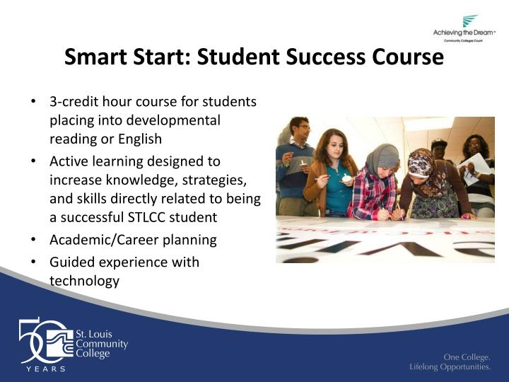 Smart Start: Student Success Course