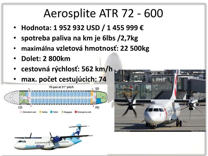 Aerosplite
