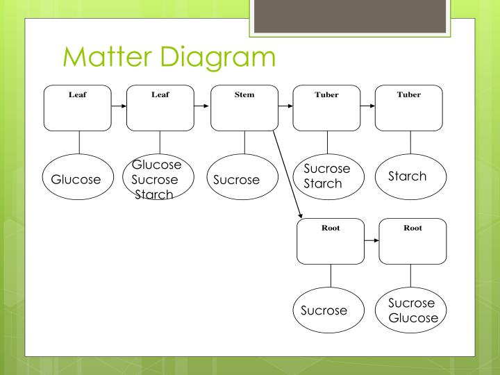 Matter Diagram