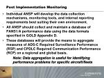 post implementation monitoring1