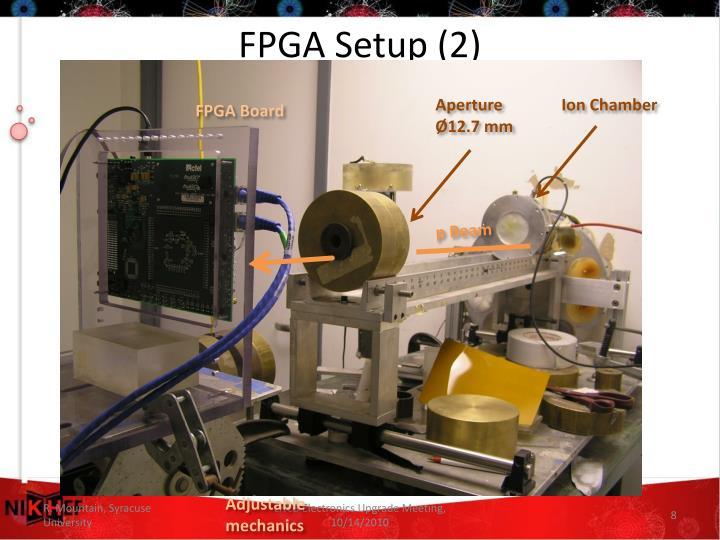 FPGA Setup (2)