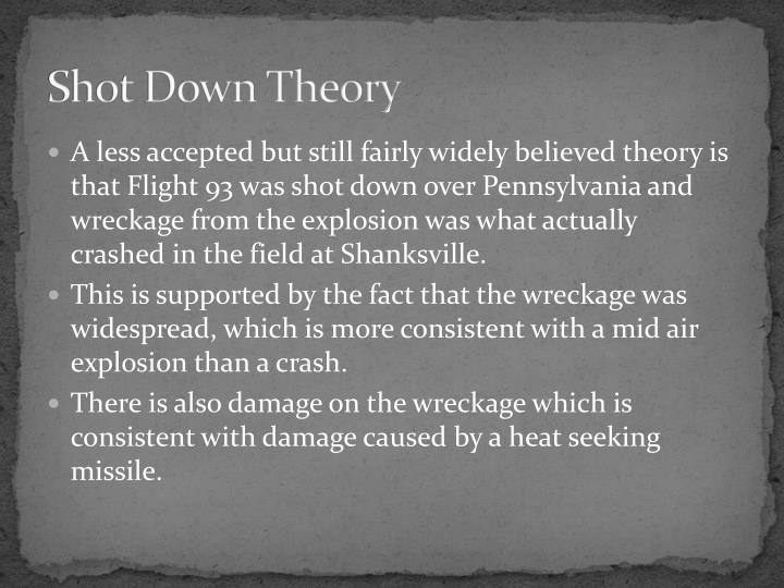 Shot Down Theory