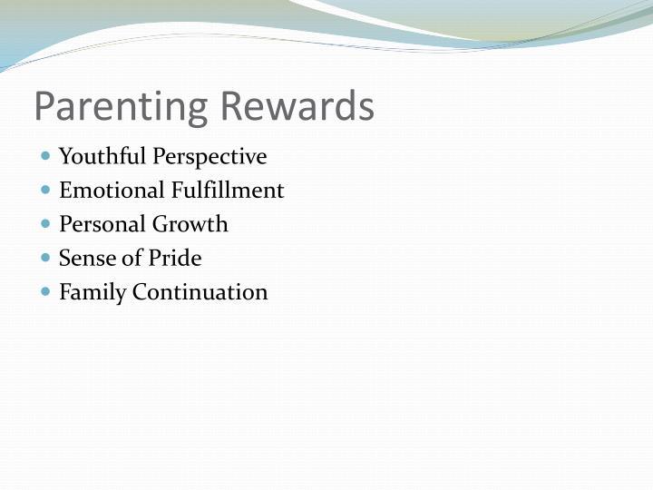 Parenting Rewards