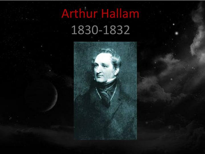 Arthur Hallam