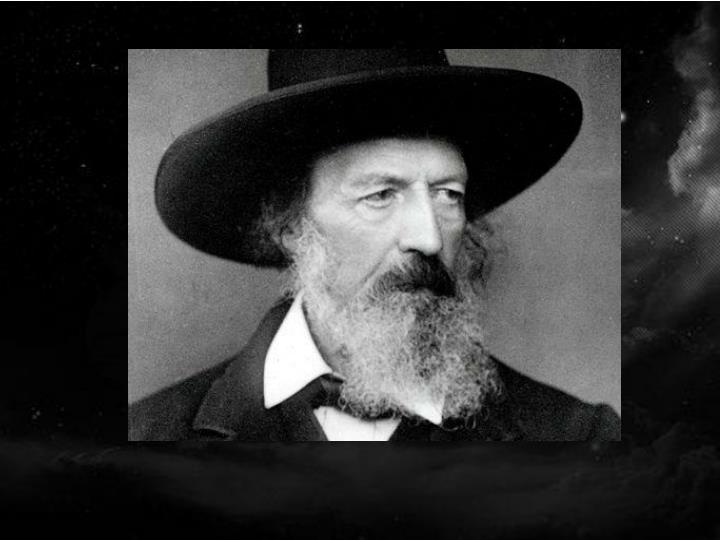 Name alfred tennyson occupation poet birth date august 06 1809 death date october 06 1892