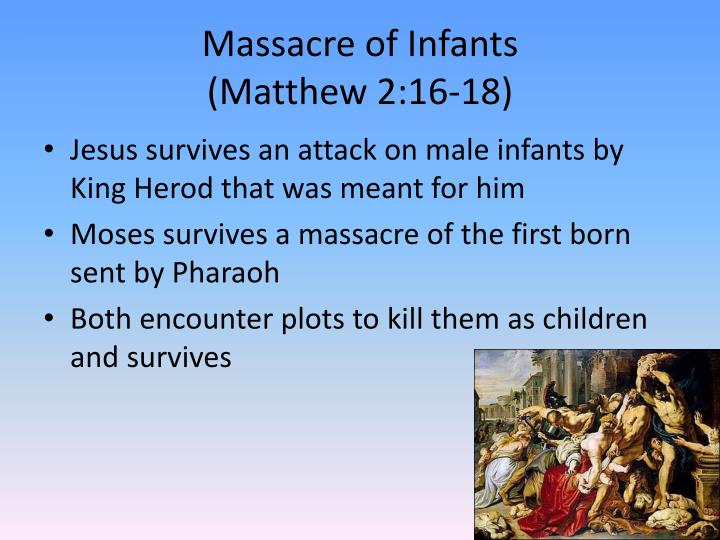 Massacre of Infants