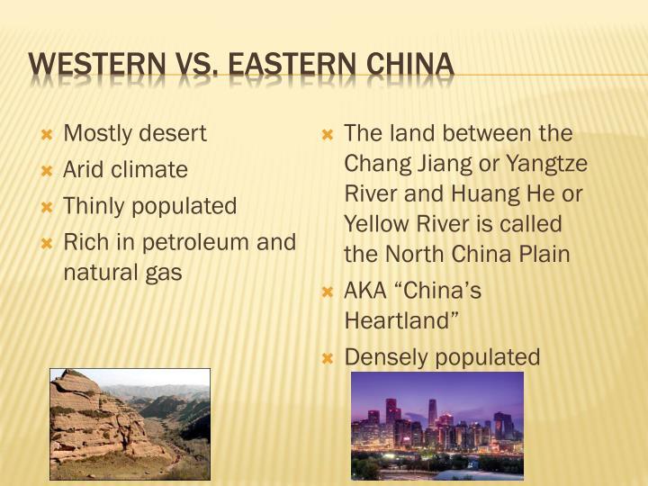 Western vs.