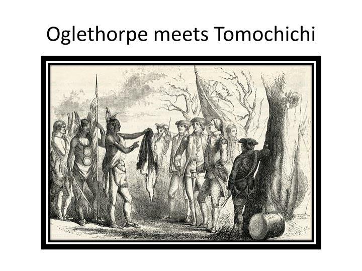 Oglethorpe meets