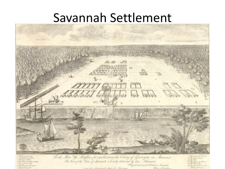 Savannah Settlement