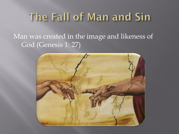 The Fall of Man and Sin