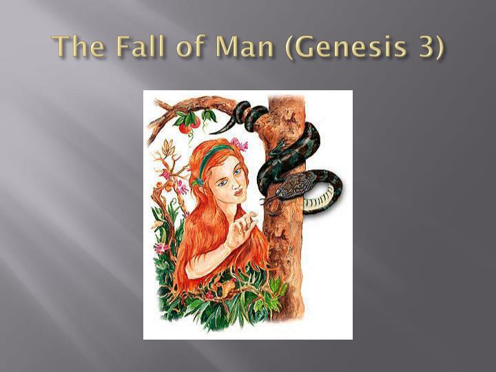The Fall of Man (Genesis 3)