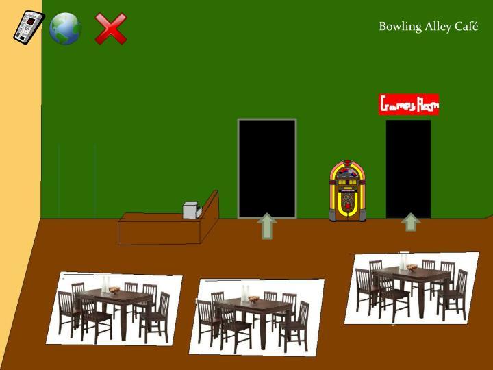 Bowling Alley Café